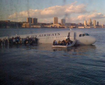 Πτήση της US Airways έπεσε στον ποταμό Χάντσον της Νέας Υόρκης