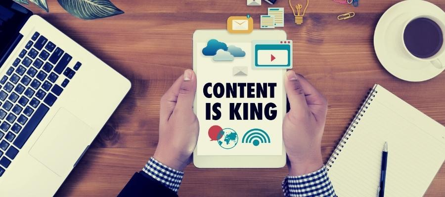 seo-content-is-the-king